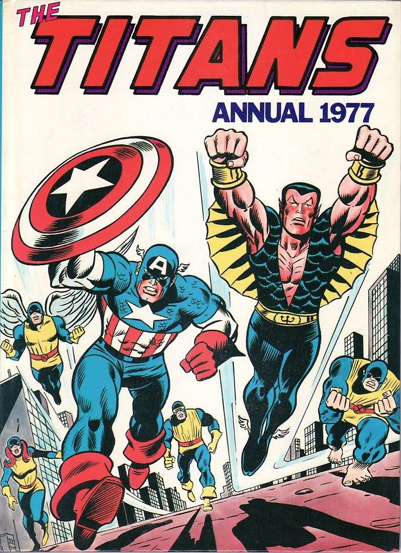 Titans Annual 1977 Vol 1