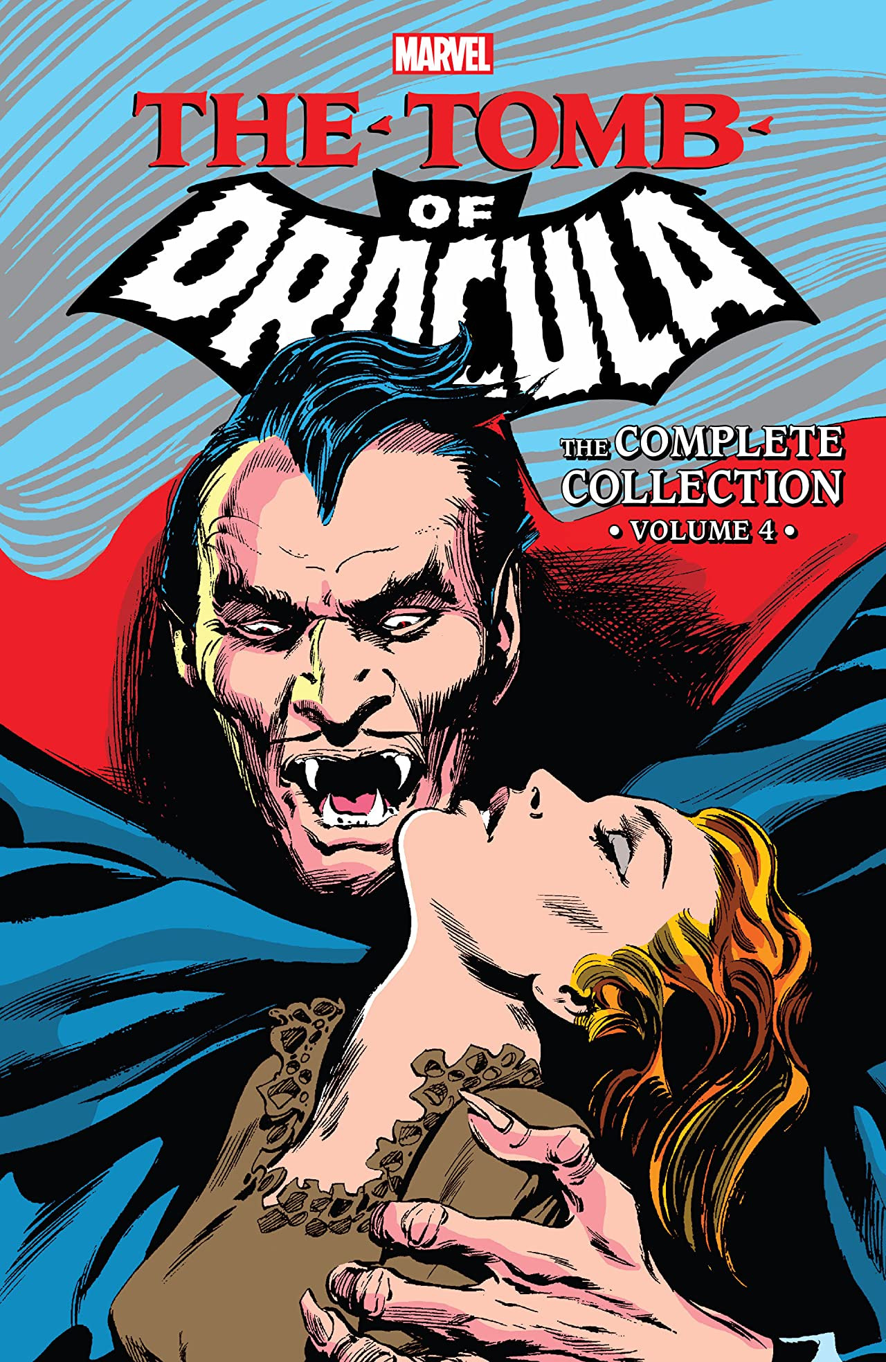Tomb of Dracula: The Complete Collection Vol 1 4
