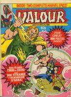 Valour Winter Special 1980 Vol 1 1