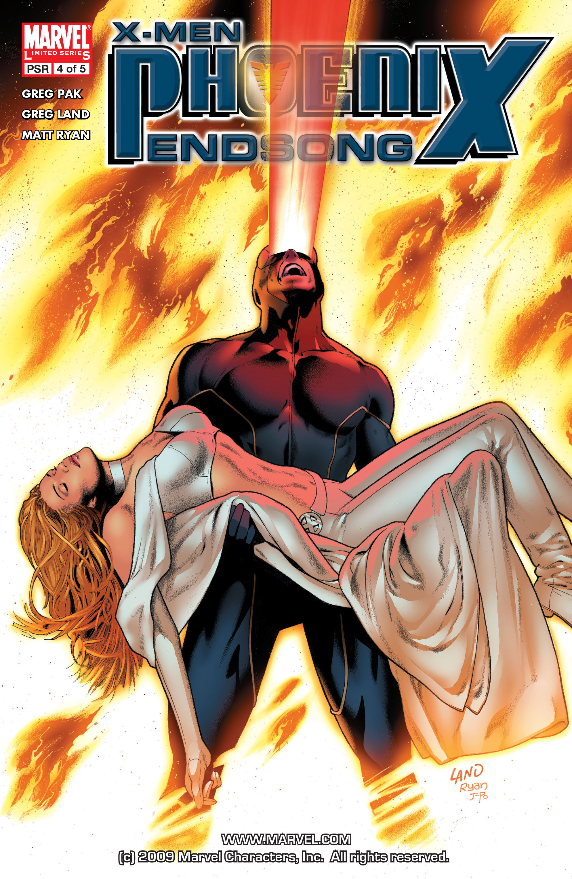 X-Men Phoenix Endsong Vol 1 4