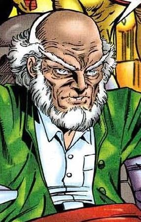 Alexei Ganger (Earth-616)