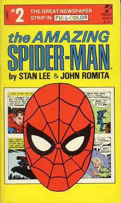 Amazing Spider-Man: The Great Newspaper Strip Vol 1 2