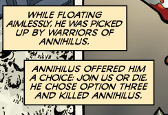 Annihilus (Earth-91172)