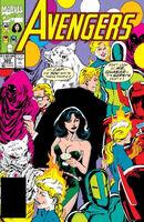 Avengers Vol 1 325