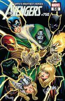 Avengers Vol 8 50