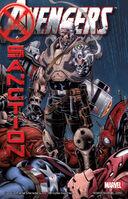 Avengers X-Sanction TPB Vol 1 1