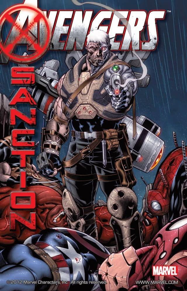 Avengers: X-Sanction TPB Vol 1 1
