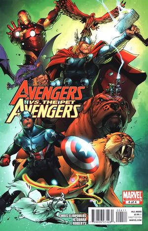 Avengers vs. Pet Avengers Vol 1 4.jpg