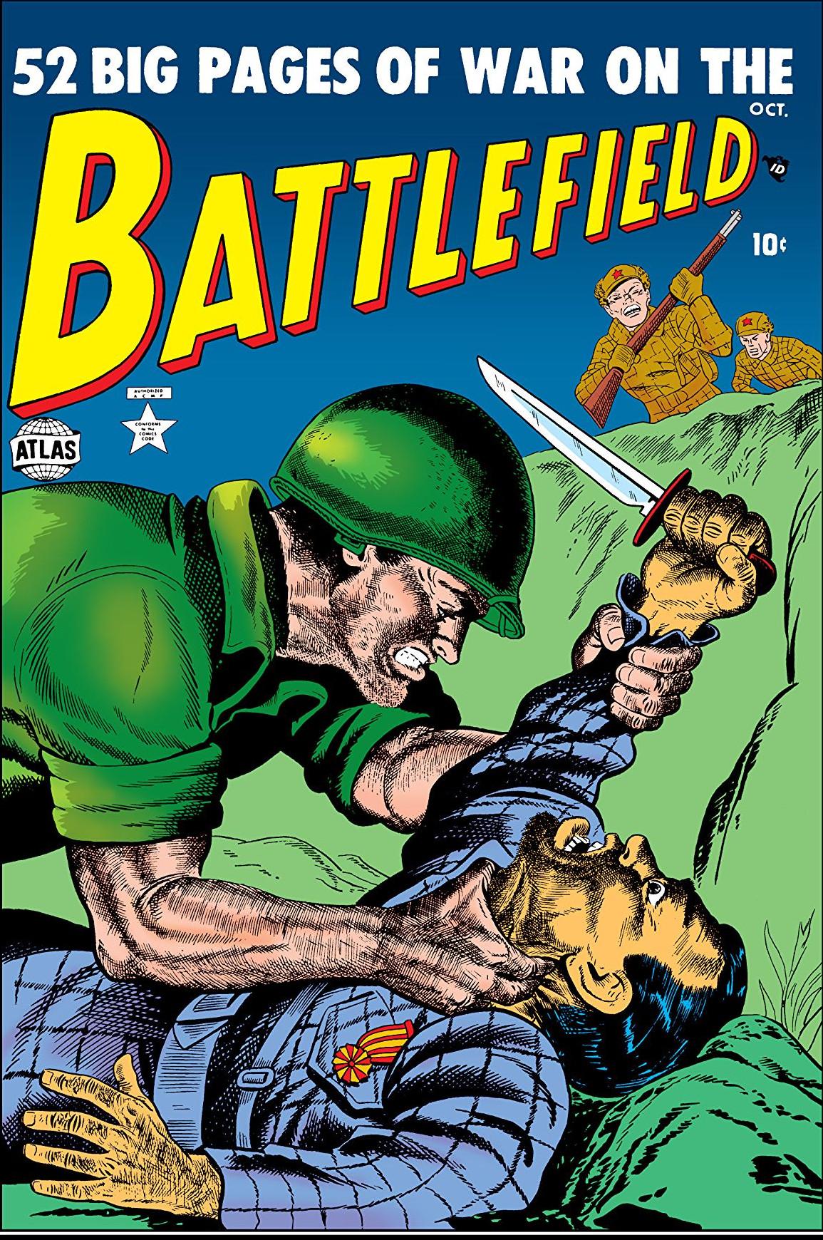 Battlefield Vol 1 4