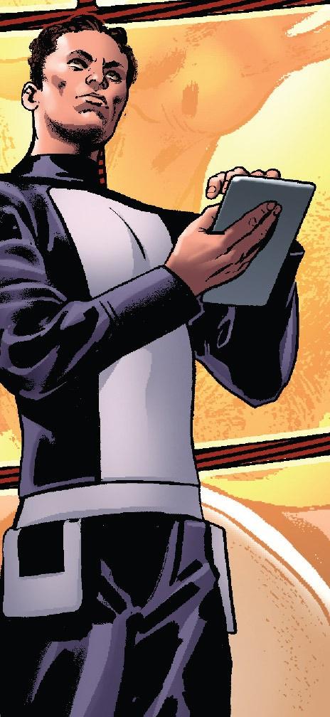 Bekker (Earth-616)