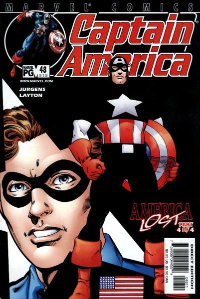 Captain America Vol 3 48