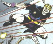 Clay Quartermain (LMD) (Earth-616) from Nick Fury vs. S.H.I.E.L.D. Vol 1 3 001