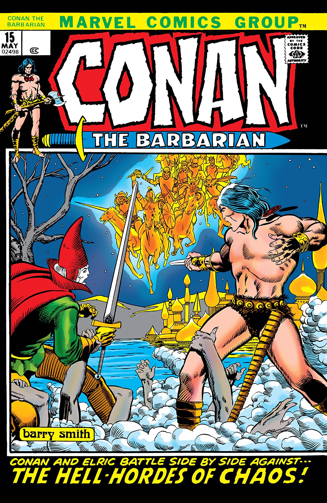 Conan the Barbarian Vol 1 15