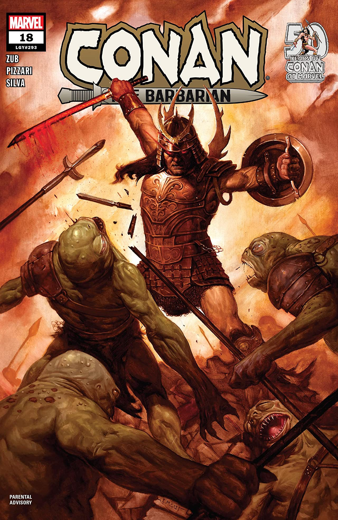 Conan the Barbarian Vol 3 18
