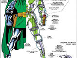 Doctor Doom's Armor/Gallery