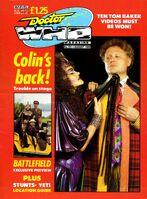 Doctor Who Magazine Vol 1 151