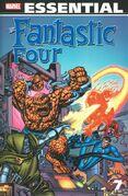 Essential Series Fantastic Four Vol 1 7