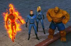 Fantastic Four (Earth-TRN258)