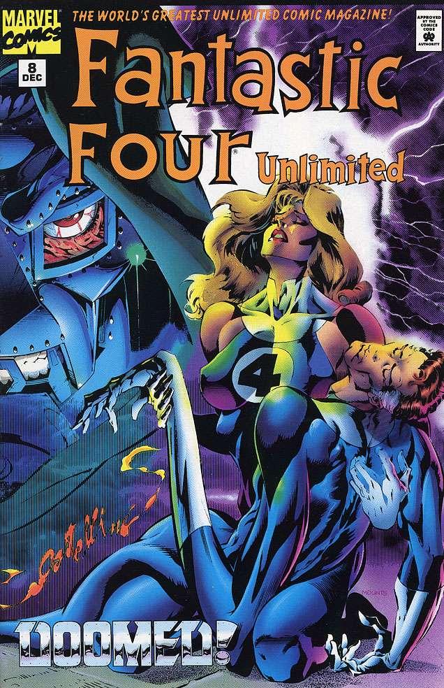 Fantastic Four Unlimited Vol 1 8