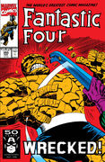 Fantastic Four Vol 1 355