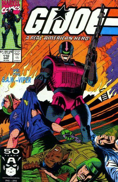 G.I. Joe: A Real American Hero Vol 1 110