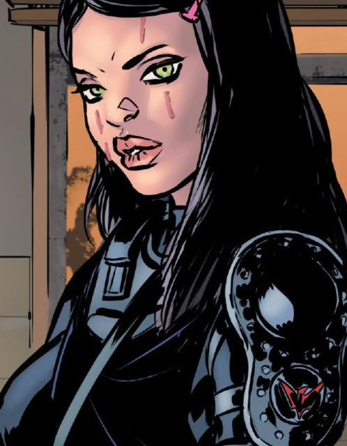 Gabrielle Kinney (Earth-616)/Gallery