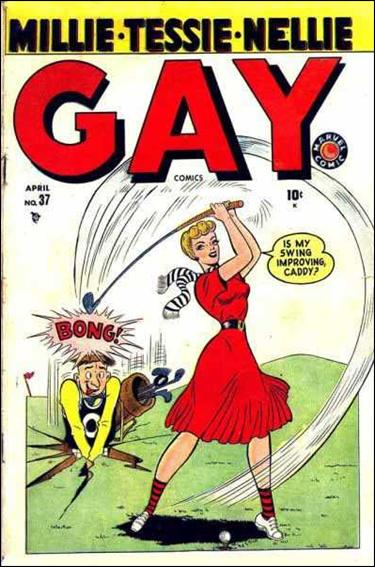 Gay Comics Vol 1 37
