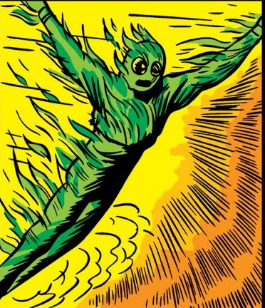 Green Flames (Earth-616)/Gallery