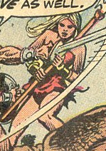 Helga (Country of the Worm) (Earth-616)