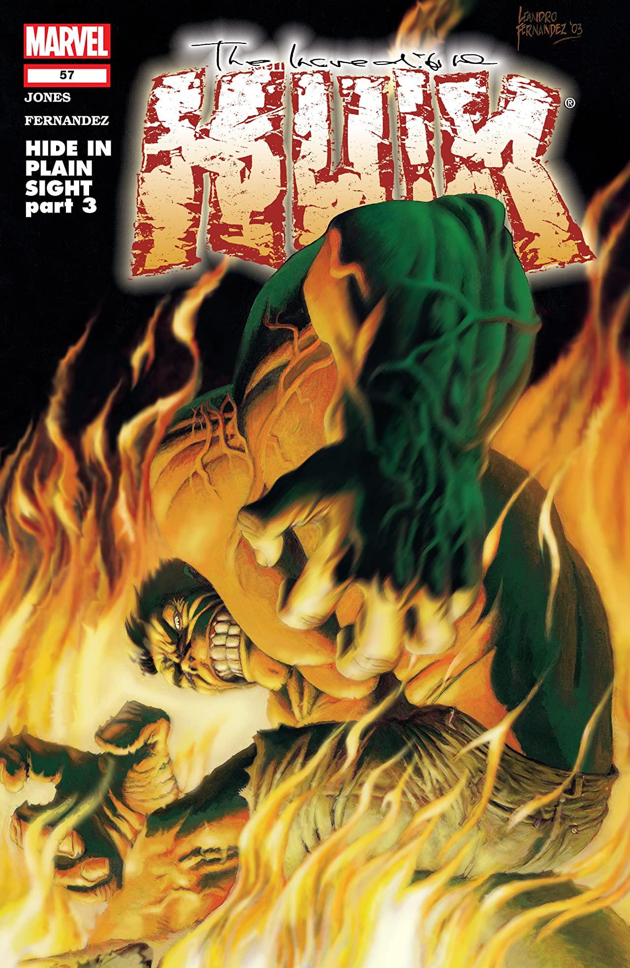 Incredible Hulk Vol 2 57