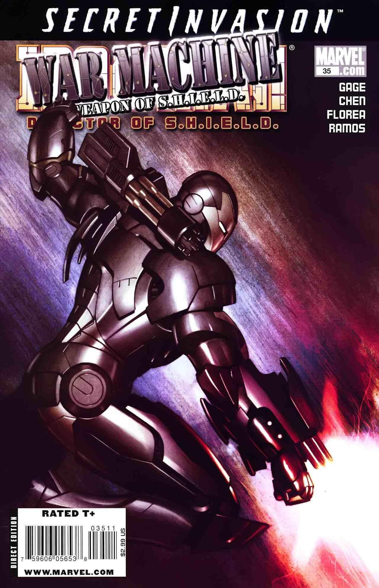 Iron Man: Director of S.H.I.E.L.D. Vol 1 35
