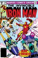 Iron Man Vol 1 140