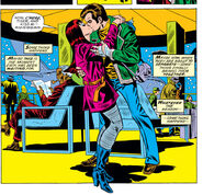 Joseph Robertson, Mary Jane Watson, Peter Parker (Earth-616) from Amazing Spider-Man Vol 1 143