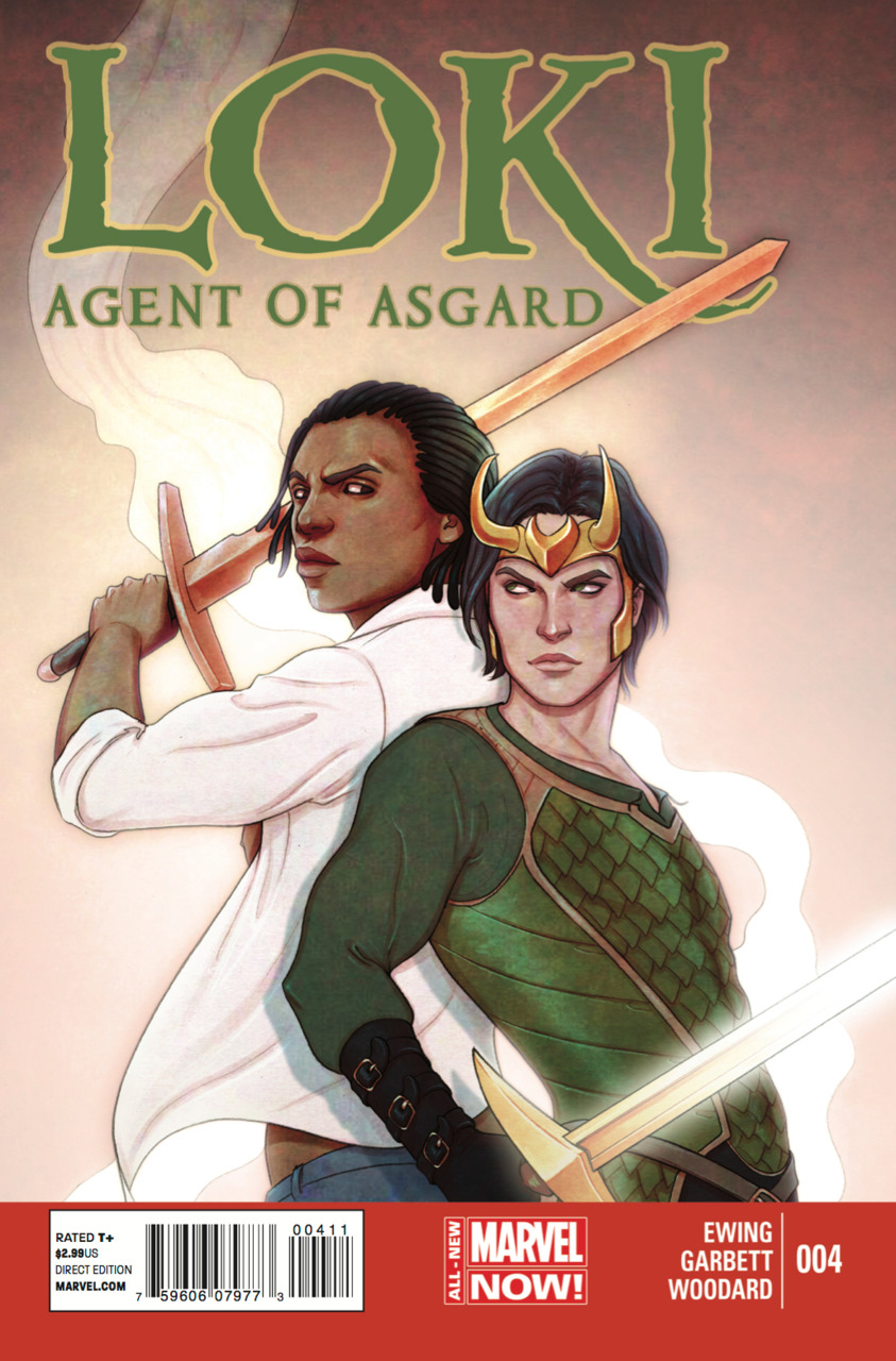 Loki: Agent of Asgard Vol 1 4