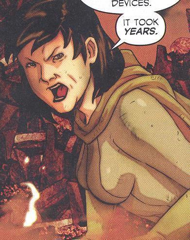Madame Death (Earth-616)