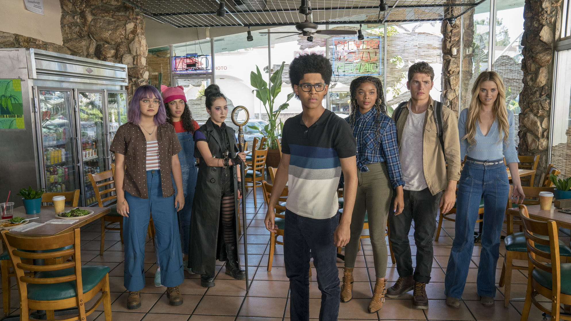 Marvel's Runaways Season 2 9