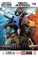 Mighty Avengers Vol 2 12