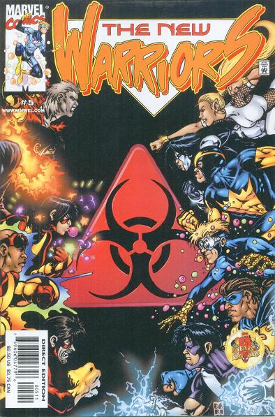 New Warriors Vol 2 5