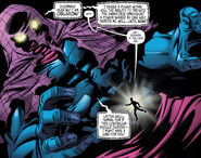 Oblivion (Earth-616) and DeMarr Davis (Earth-616) from G.L.A. Vol 1 4 001