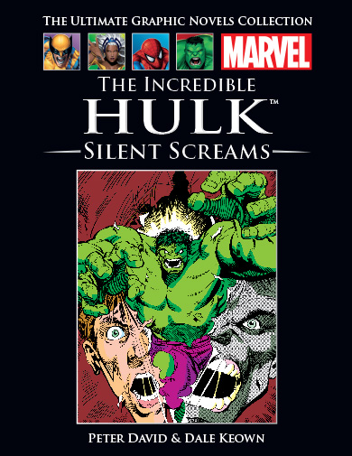 Official Marvel Graphic Novel Collection Vol 1 11