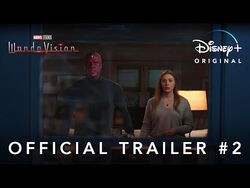 Official Trailer 2 - WandaVision - Disney+