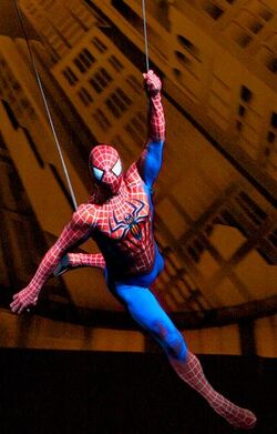 Peter Parker (Earth-11714) from Spider-Man Turn Off the Dark 0001.jpg