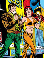 Peter Parker and Mary Jane Watson (Earth-616) from Amazing Spider-Man Vol 1 136 001