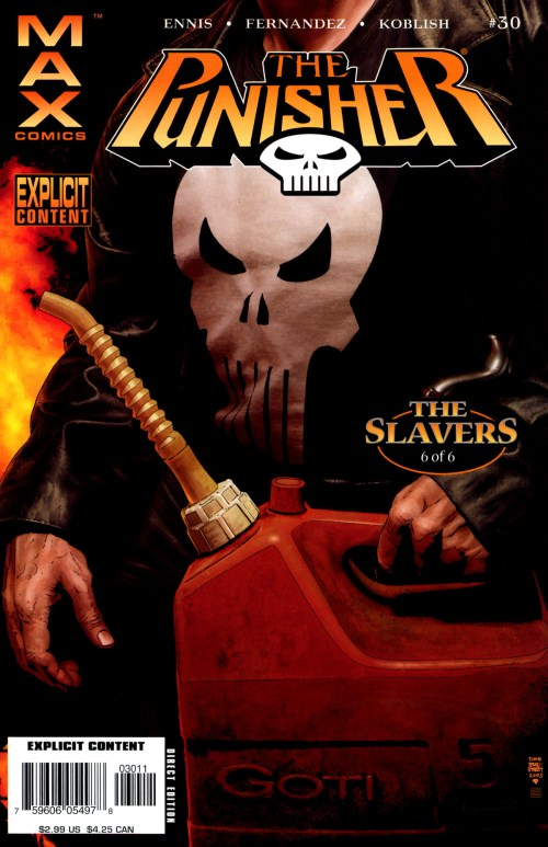 Punisher Vol 7 30