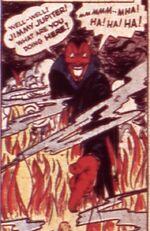 Satan Ruler of the Nowhere's Underworld