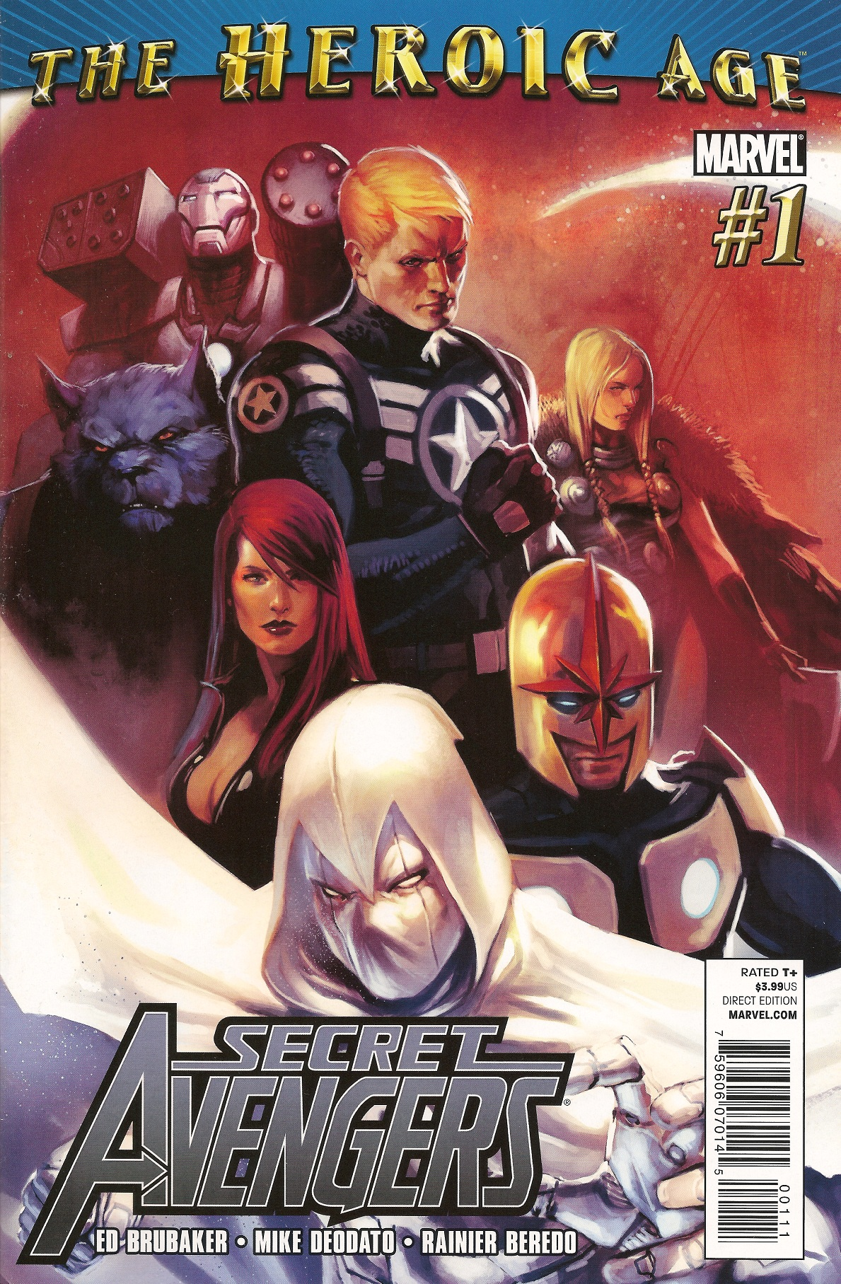 Secret Avengers by Ed Brubaker: The Complete Collection Vol 1 1
