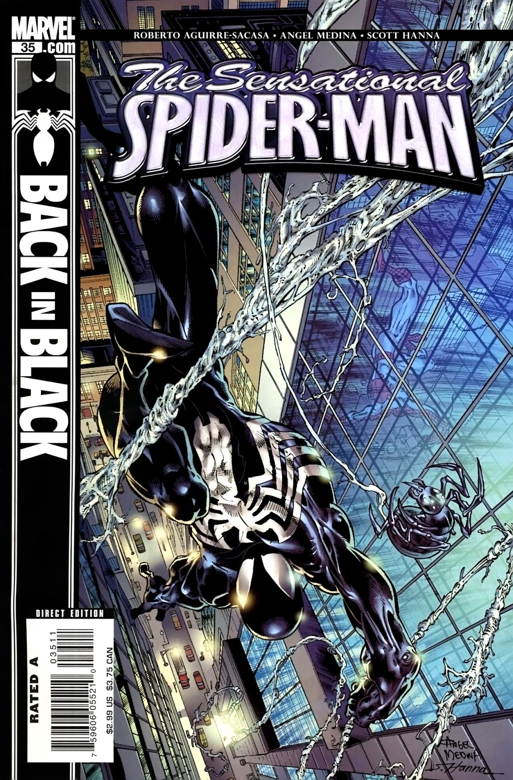 Sensational Spider-Man Vol 2 35