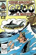Sergio Aragonés Groo the Wanderer Vol 1 54