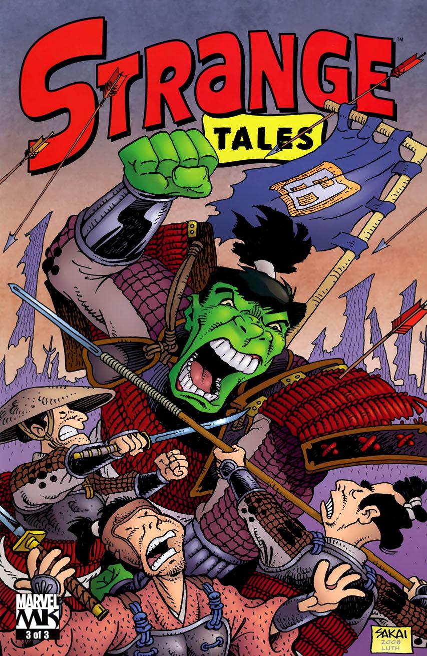 Strange Tales Vol 5 3
