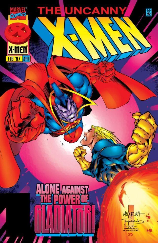 X-Men: The Trial of Gambit Vol 1 1